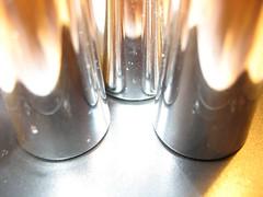 trio lucido (Nicola Zuliani) Tags: 3 nicola luce refection riflesso rossetti metallo cromato nizu zuliani nicolazuliani nizuit nnart nnart654 wwwnizuit