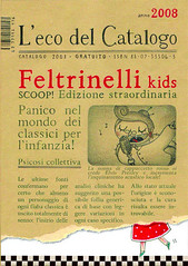 Feltrinelli Kids - cover (*silviaStella) Tags: kids illustration project graphics silvia catalogue degree catalogo feltrinelli osella silviastella