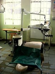 in Lesotho (oledoe) Tags: hospital dentist queenelizabeth2 lesotho maseru photobysomeoneelse qeiihospital 0tagged set:name=200706lesotho