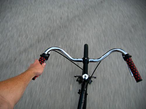 Cross Check ride