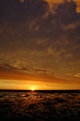 Sunset (Niels Denekamp) Tags: sunset beach schiermonnikoog schier