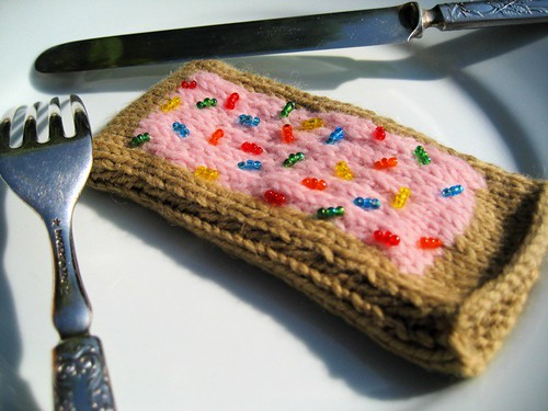 Delicious Cell Phone Cozy