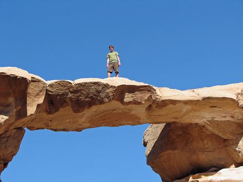 pont de pierre wadi rum