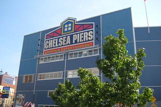 NYC - Chelsea: Chelsea Piers