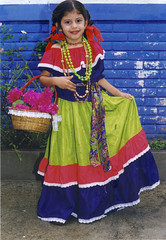 TRAJE TIPICO/ EL SALVADOR