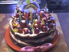 Ugliest cake EVAR!