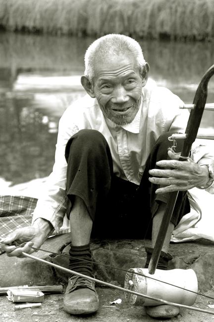 Yangshuo Oldman