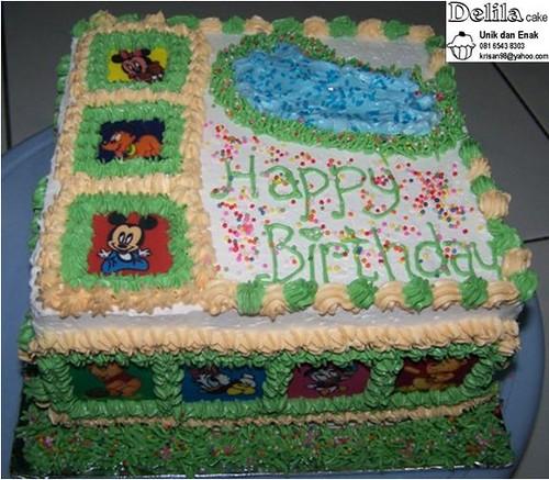 Disney Babies Cake
