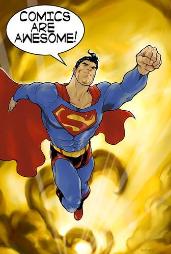 supermanknowscomicsareawesome