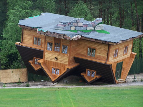 Thumb Casas construidas al revés