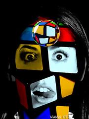 Rubik's Sphere (ViaMoi) Tags: new canada art digital ottawa puzzle sphere cube 2009 rubik imagist viamoi rubikssphere newrubikssphere