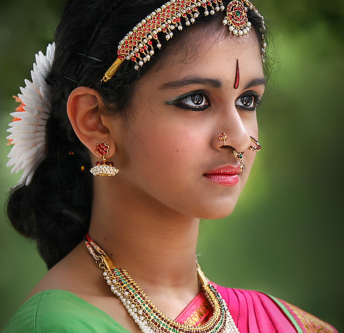 Indian Culture Hisotry Nose Piercing Indian Culture