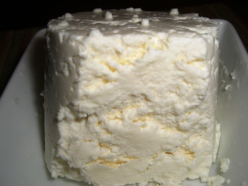 Homemade Chevre