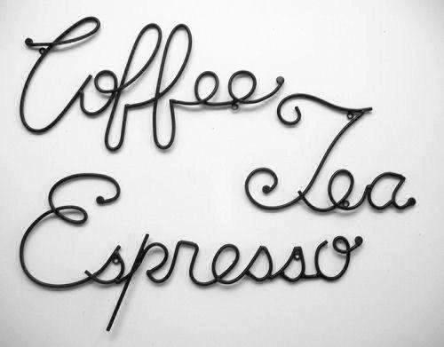 COFFEE TEA ESPRESSO