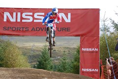 UCIFtBillDH29 (wunnspeed) Tags: scotland europe mountainbike downhill worldcup fortwilliam uci