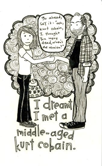i dreamt...