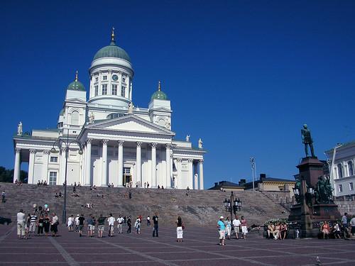 La Catedral de Helsinki by :Andaluz:.