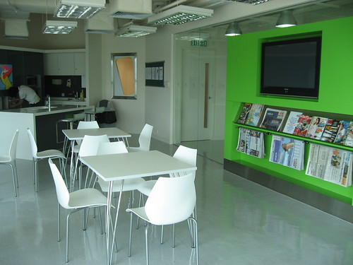 Innocentre Cafeteria