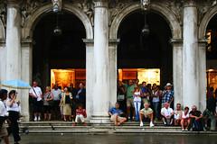 tourists need shelter