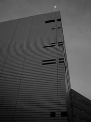 morphosis (fusion-of-horizons) Tags: ohio architecture sunrise canon campus de photography design is photo university fotografie photos cincinnati alien powershot architect thom uc s3 mayne morphosis arhitectura arhitect arhitectur kzfdesign kzf universityofcincinnatirecreationcenter