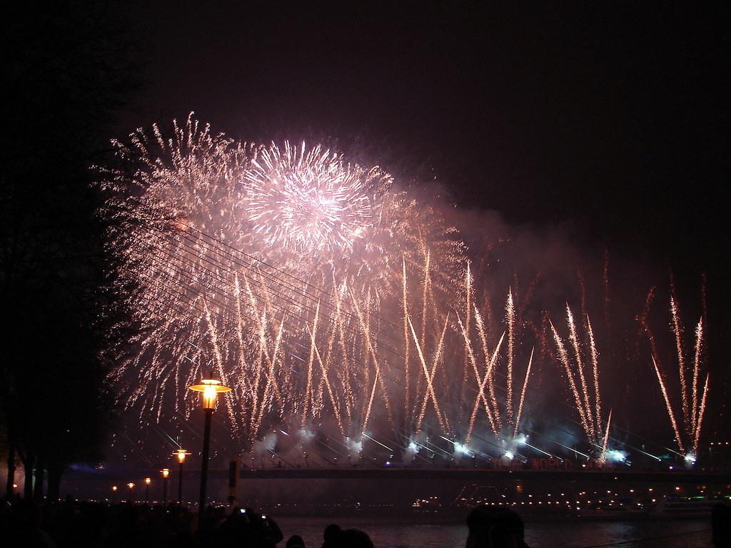 Erasmus Nieuwjaar.The World S Best Photos Of Brug And Vuurwerk Flickr Hive Mind