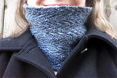 ASM Cowl (chavala) Tags: knitting asm sundara cowls projectspectrumcardinaldirections