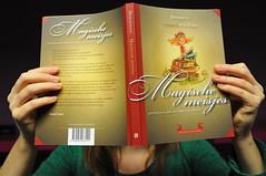 kamp Hippe Heksen - boek Magische Meisjes