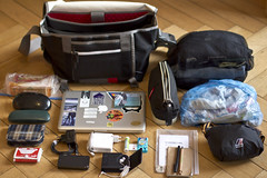 things OFFF my bag (Jitter Buffer) Tags: paris apple sunglasses festival mobile notebook glasses nokia back clothing stuffed bars power wallet sony hamburg cereal ticket toilet clothes plastic stuff muji headphones messenger whatsinyourbag pens timbuk2 kway whatsinmybag fatboy tictac charger phones cases offf cleptomanicx forvert underweaer
