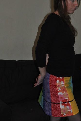 roygbiv skirt3515