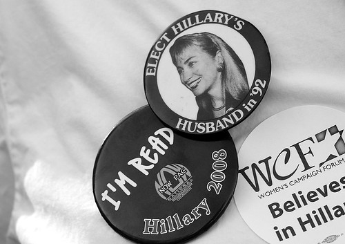 Elect Hillary's Husband in '92