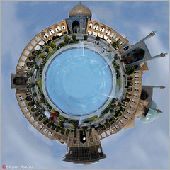 IRAN ; Naghsh-e-jahan Planet (1Ehsan) Tags: panorama iran palace mosque esfahan isfahan    imammosque sheikhlotfollahmosque aliqapu shahmosque naghshjahan     ehsanamini     ipcselection