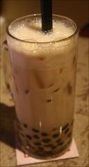 milk tea (noshowerfamily) Tags: food milk tea drink beverage taiwan straw snack mug boba snacks tainan milktea tainancity blacktea noshowerfamily redtea