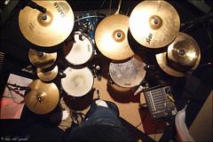 Drums (Bravo_Kilo) Tags: music paul drums musica ricoh cymbals ricohcapliogx100