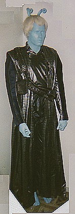 Andorian mannequin full length