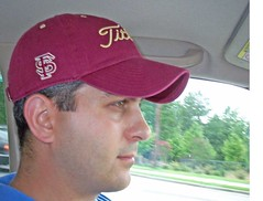 Seminoles Titlest Hat- PGA Golf Superstore, Roswell, GA