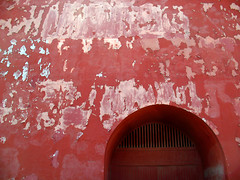 doorway (M00k) Tags: china red wall beijing forbiddencity verbodenstad