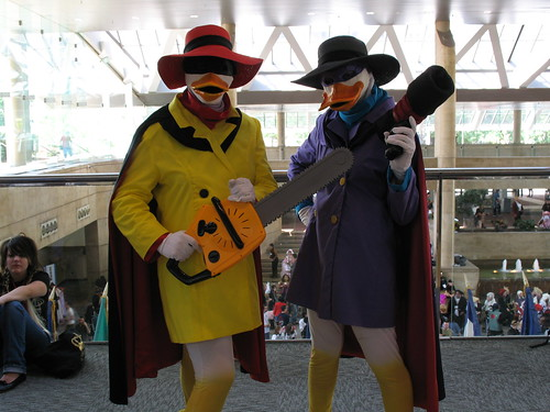 NegaDuck, Darkwaing Duck