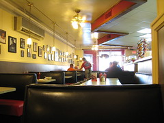 Blue Ash Chili Interior