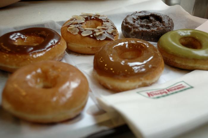 Donut (Krispy Kreme)