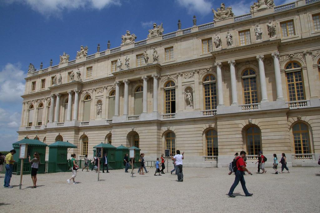 2007 France: Versailles