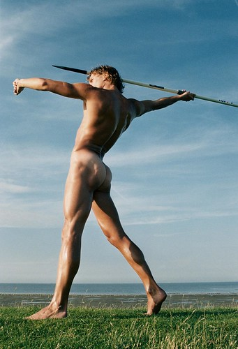 Re: Nude Olympic athletes & sportsmen