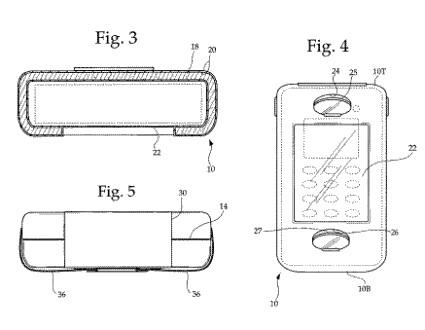 Google Cellular Phone Case