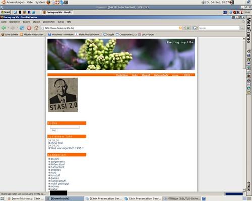 Ica-Client goes Ubuntu