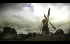Dutch Windmill (siebe ) Tags: holland mill dutch nederland thenetherlands molen hoofddorp molens plaatsen aplusphoto hollandsiebe magiclandsiebe hollandstock