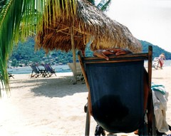 Playa Yelapa (loborroso) Tags: sea tourism beach mxico mexico mar meer jalisco mexique puertovallarta turismo pacifico mexiko pazific sunlotion sonnencreme bronceador