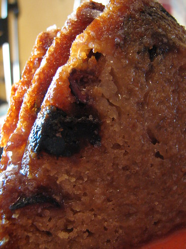 Fresh Apples Cake Recipe With Fig Preserves