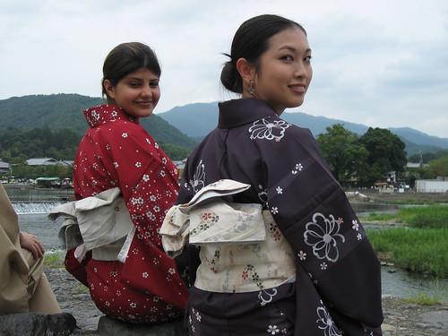 Tripti and Kanako