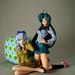 Chidori and Tessa