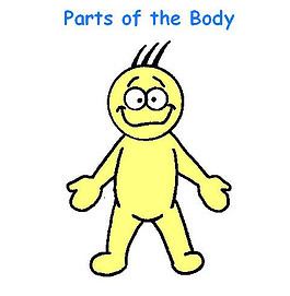 PRESCHOOL LESSON: PARTS OF THE BODY | Free English Lessons Online