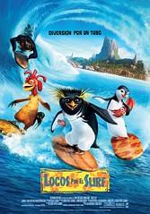 Poster Locos por el Surf